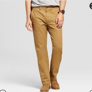 Goodfellow & Co Straight Fit Hennepin Chino Pants